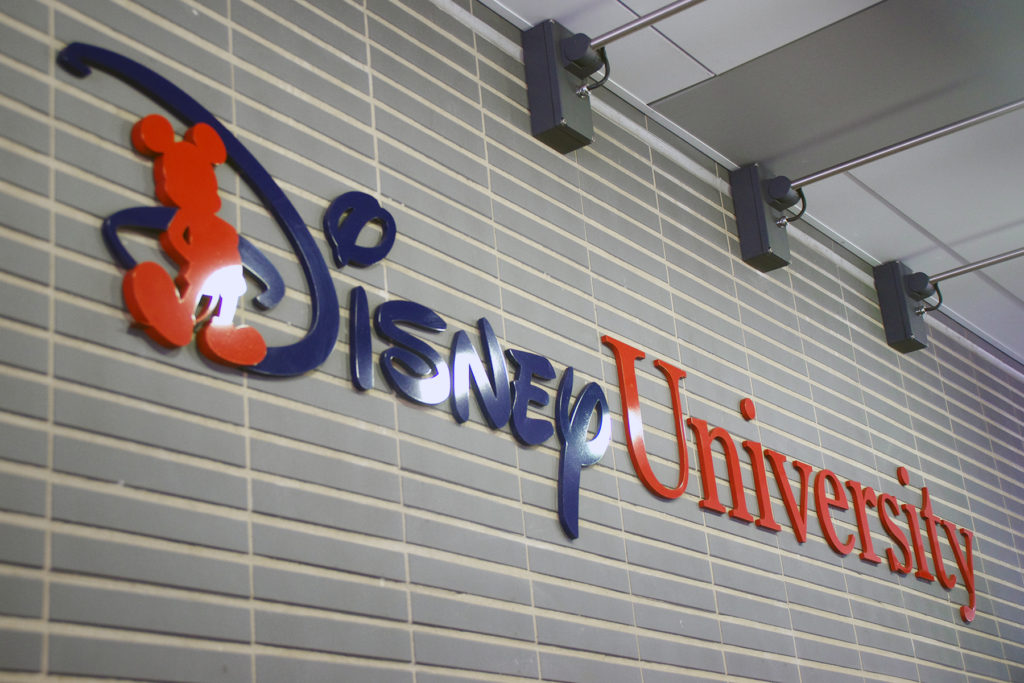 Disney University Hong Kong